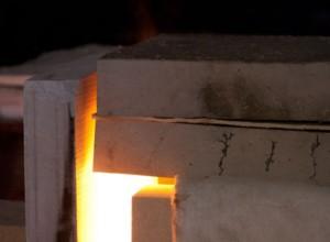 Brandproef betonplaat