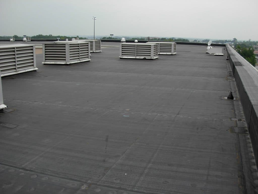 EPDM dakdichting