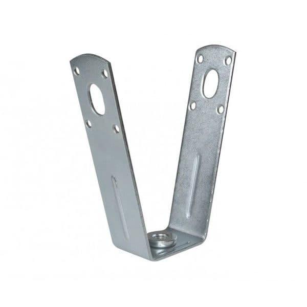 Beugels gaten M10 voor steeldeck