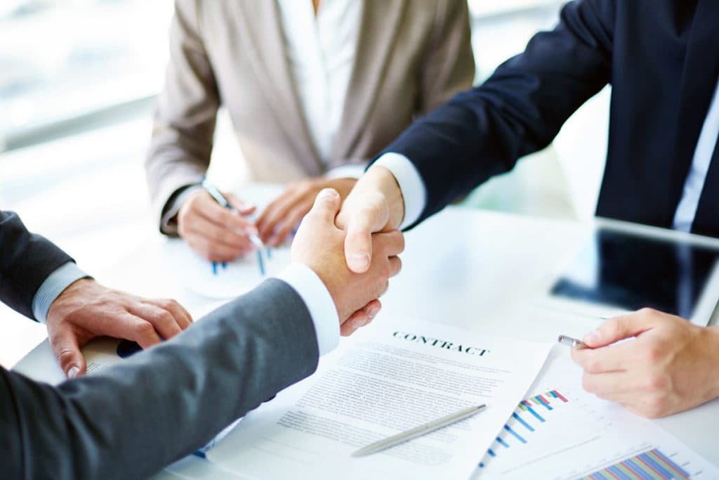 Industriebouwaannemer contract