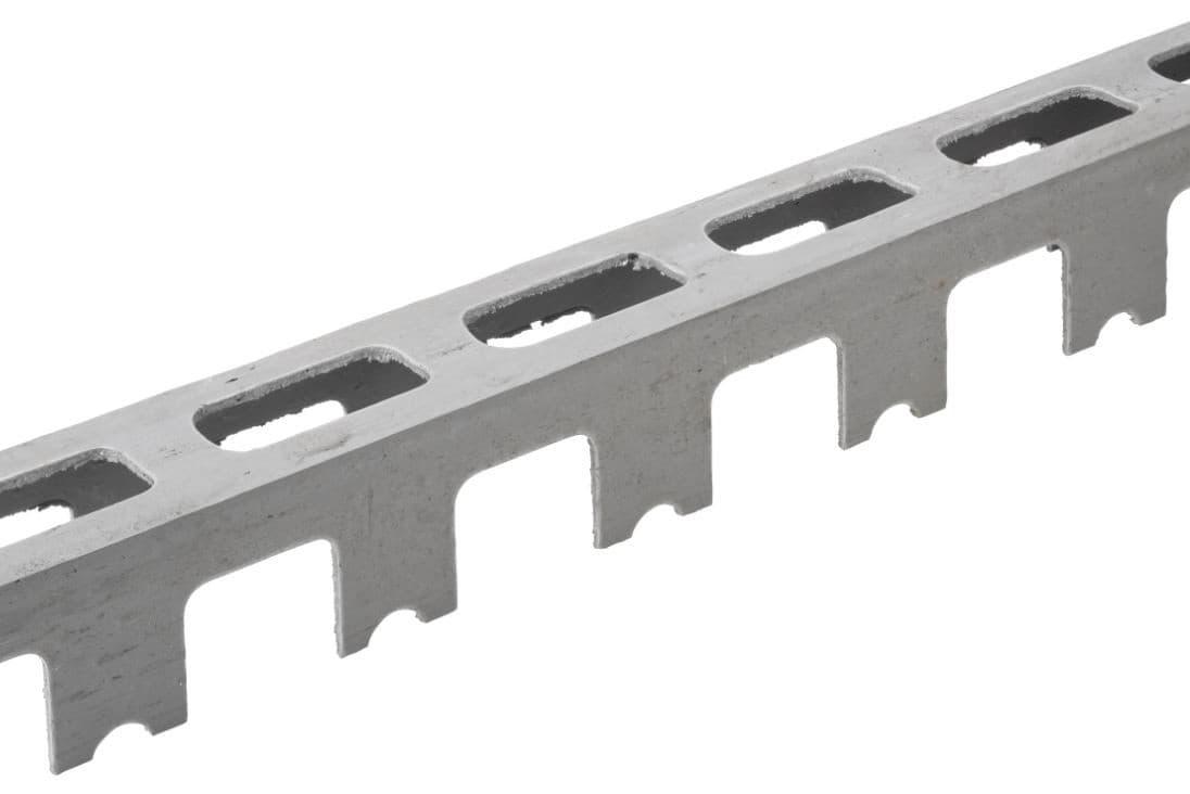 Afstandshouder voor wapening in betonvloer