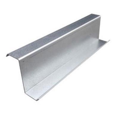 Gegalvaniseerde z-gording voor dak