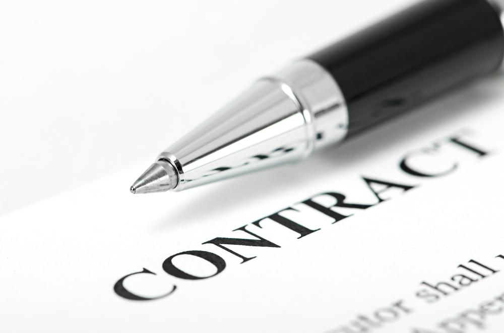 Staalbouw aannemer contract